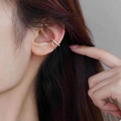 ELEGANT EAR BONE CLIP (THREE PIECE SET)
