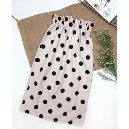 Sweet Polka Dot Skirt