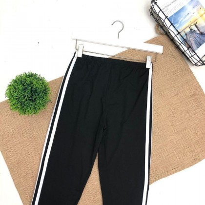 Casual slim trousers