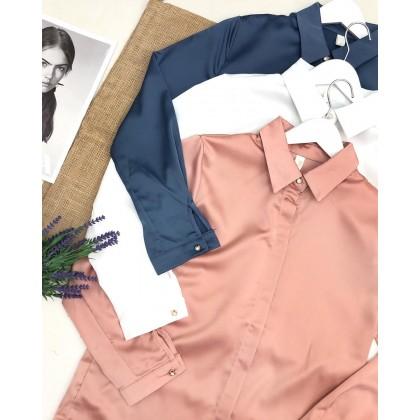 OL Style Loose Design Shirt