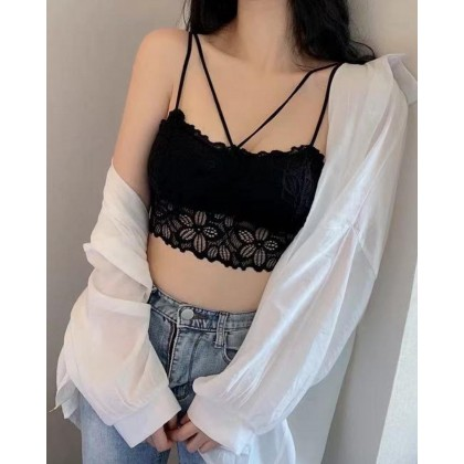SEXY LACE SLING TOP (INNER / TOP)
