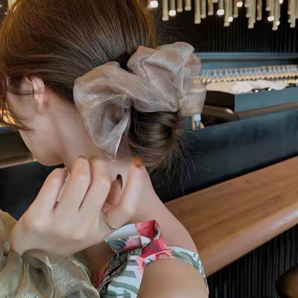 KOREAN STYLE RETRO SHINY HAIR BAND